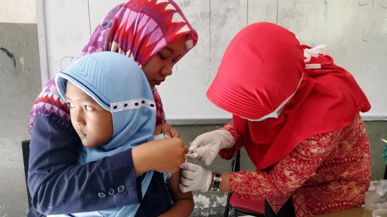 Imunisasi DT dan TD